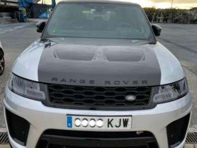 usado Land Rover Range Rover Sport RR 5.0 V8 SC SVR Aut.