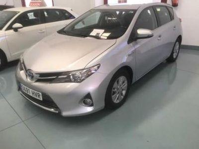 usado Toyota Auris Hybrid Synergy Drive UN SOLO PROPIETARIO, …
