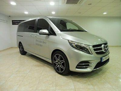 usado Mercedes V200 /220 CDI/d, 250 CDI/BT/d AVANTGARDE Largo d Avantgarde