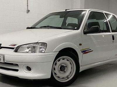 usado Peugeot 106 1.6 Rallye