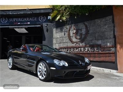 usado Mercedes SLR McLaren Roadster
