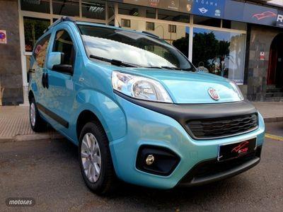 usado Fiat Qubo Lounge 1.4 8v 57kW 77CV