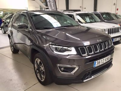 used Jeep Compass 2.0 Mjt Limited 4x4 AD Aut. 103kW