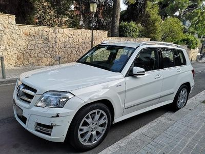 second-hand Mercedes GLK220 CDI BE Limited Edition 4M Aut.