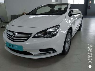 usado Opel Cascada Cabrio 1.4T S&S Excellence