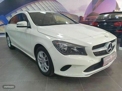 usado Mercedes CLA200 Shooting Brake CLA d