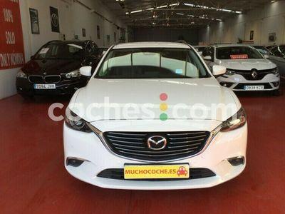 usado Mazda 6 W. 2.2de Style Aut. 110kw 150 cv en Malaga