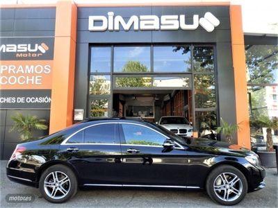 used Mercedes S350 BT 4M Aut.