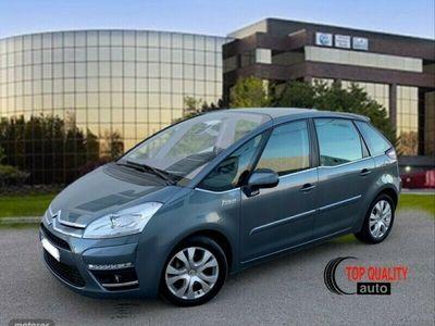 usado Citroën C4 Picasso 1.6 HDi 110cv Exclusive