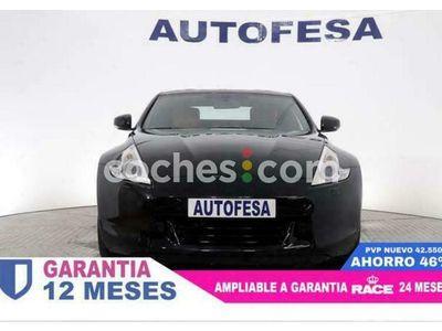 usado Nissan 370Z 3.7 V6 330cv Auto 3p del 2009
