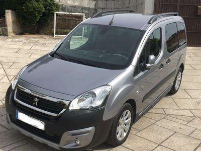 usado Peugeot Partner Tepee 1.6BlueHDI Outdoor 120