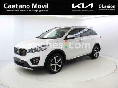 usado Kia Sorento 2.2crdi Drive 4x2 Aut. 200 cv en Malaga