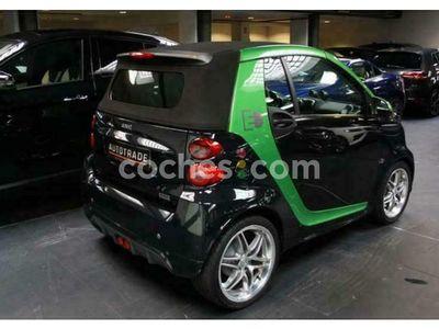 usado Smart ForTwo Electric Drive Cabrio 75 cv en Madrid