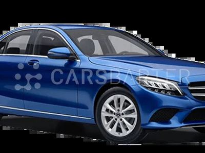 usado Mercedes C350e C 350205 kW (279 CV) 4p