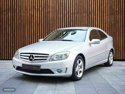 usado Mercedes CLC220 CLCCDI Style Edition