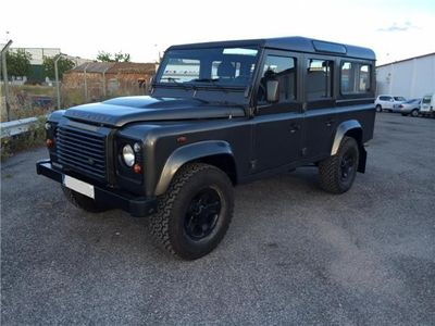 used Land Rover Defender 2401ccm, 177000 km.