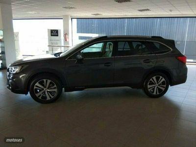 usado Subaru Outback 2.5i Executive CVT Lineartronic AWD