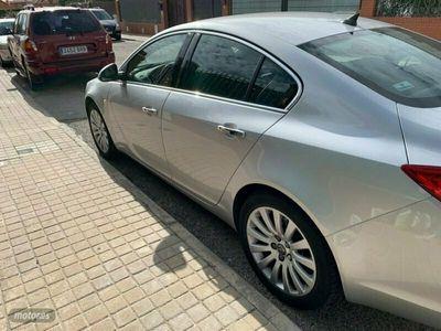 usado Opel Insignia 2.0 turbo cosmos 4x4 220 cv