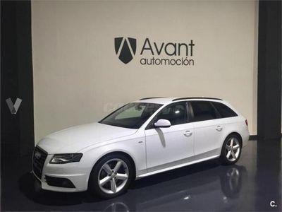 usado Audi A4 Avant 2.0 Tdi 170cv Dpf 5p. -11