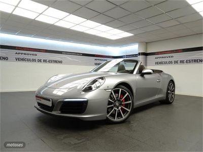 usado Porsche 911 Carrera S Cabriolet PDK/APPROVED/IVA DEDUCIBLE