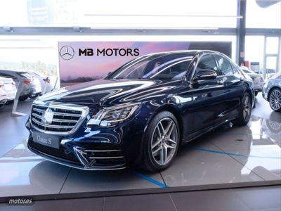 usado Mercedes S450 Clase S