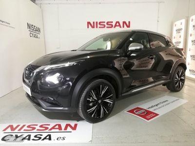 usado Nissan Juke DIGT 86 kW DCT NDESIGN CHIC Bitono FC