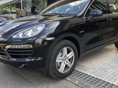usado Porsche Cayenne S E-Hybrid