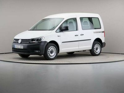 usado VW Caddy 2.0TDI Kombi 4M 90kW