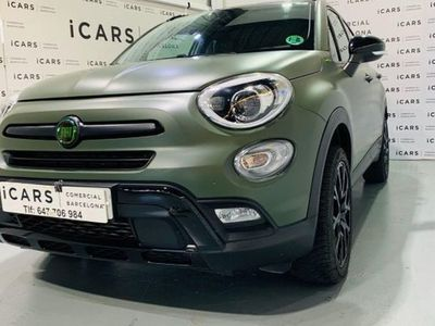 usado Fiat 500X 500X1.4 Multiair Cross Plus 4x4 Aut. 125kw