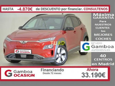 usado Hyundai Kona Eléctrico EV 5P 150kW Style 2C Aut.