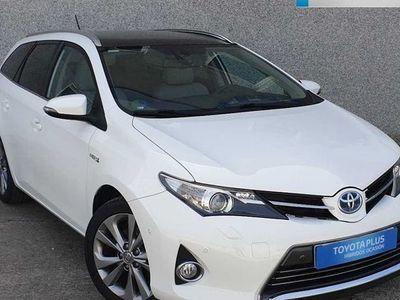 usado Toyota Auris Touring Sports hybrid Advance