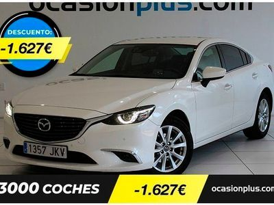 usado Mazda 6 2.2DE Luxury (Navi) 129kW
