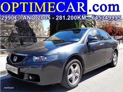 usado Honda Accord 2.2 iCTDi Sport