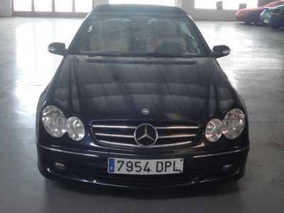 usado Mercedes CLK350 avantgarde