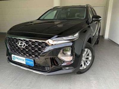 usado Hyundai Santa Fe Tm 2.2CRDi Klass DK 4x2