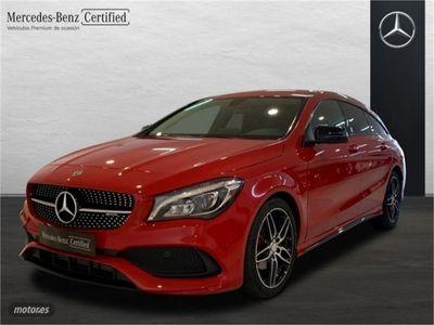 usado Mercedes 200 CLA Shooting Brake d AMG Line
