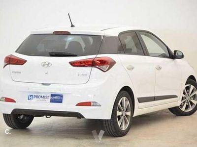 usado Hyundai i20 1.2 Mpi Klass 5p. -16