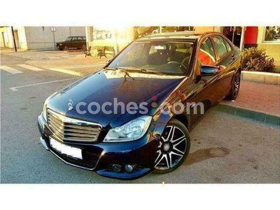 usado Mercedes 170 Clase C C 220cdi Be 7g Pluscv en Jaen