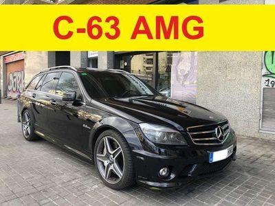 usado Mercedes C63 AMG C 63 AMGEstate AMG 7G Plus