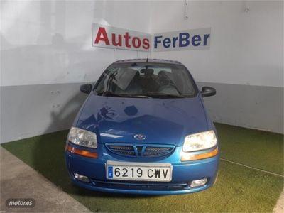 usado Chevrolet Kalos 1.4 SE ano modelo 2004
