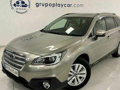 usado Subaru Outback 2.5i Executive Plus CVT Lineartronic AWD