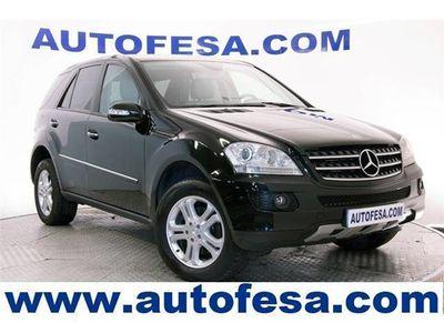 usado Mercedes ML280 CDI 190cv 5p Auto # IVA, CUERO/TELA, LIBRO