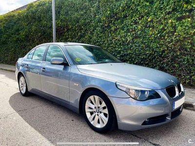 usado BMW 530 Serie 5 E60