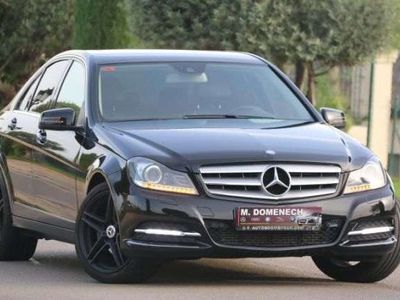 usado Mercedes C220 CDI BE Avantgarde Edition 7G Plus 4M