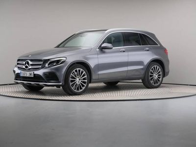 usado Mercedes 220 GLC4Matic Aut.