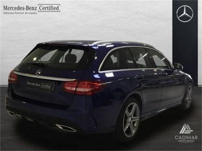 usado Mercedes C220 Clase C Estated Avantgarde 125 kW (170 CV)