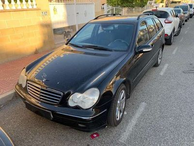 usado Mercedes C200 T CDI Avantgarde