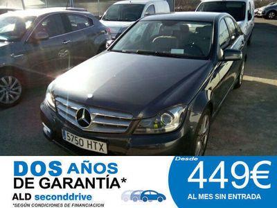 usado Mercedes C250 CDI 150 kW (204 CV)