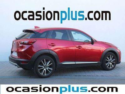 usado Mazda CX-3 1.5D Luxury 2WD