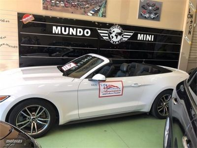 brugt Ford Mustang Mustang 2.3 EcoBoost 231kWAut. Conv.